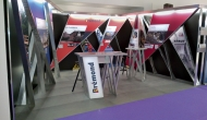 Graphisme stand SIMI 2011