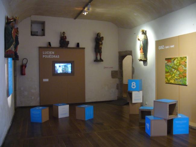 Graphisme exposition Durable Bretagne